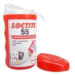 Loctite 55...